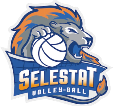 Logo Sport Club Sélestat Volley-Ball